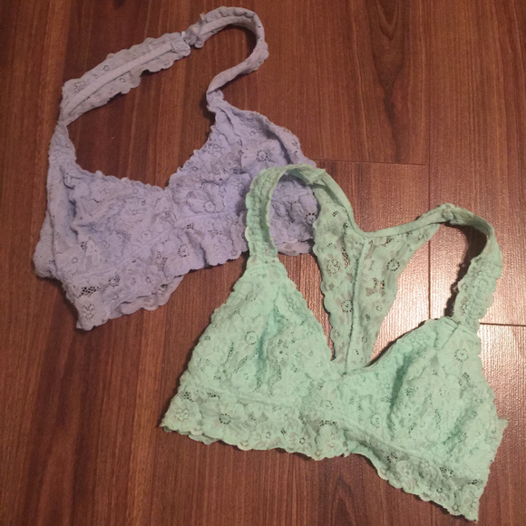 58abcb4a761bc aerie Other -   Aerie Lace Bralette Size S